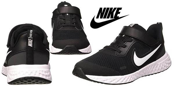 Nike Revolution 5 infantiles oferta
