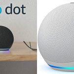 Nuevo Echo Dot (4ª generación) con 6 meses de Amazon Music Unlimited