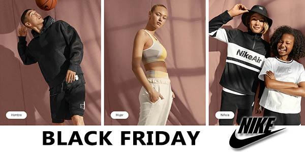 ofertas Black Friday 2020 de Nike