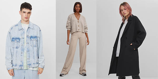ofertas Black Friday ropa Bershka 2020