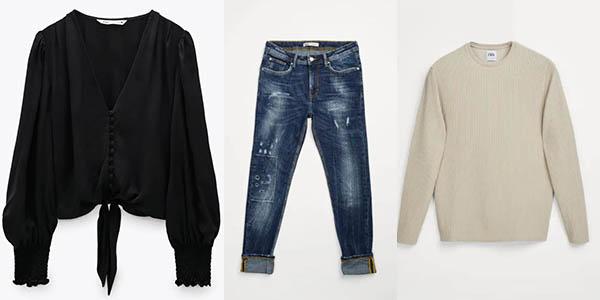 ofertas en ropa de Zara en los Special Prices