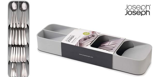 Comprar Organizador de cubiertos compacto Joseph Joseph Drawerstore Compact Cutlery Organiser barato en Amazon