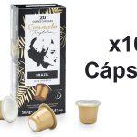 Pack x100 Cápsulas de Café Consuelo Brasil para Nespresso baratas en Amazon