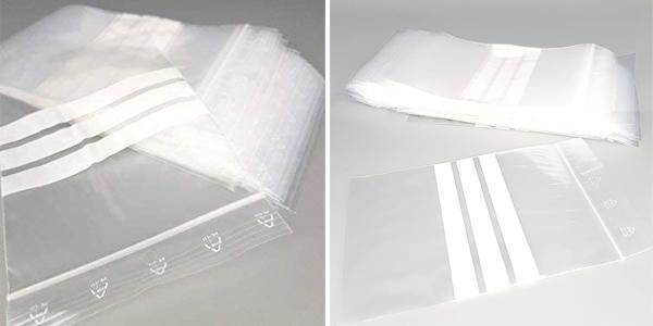 Pack x1000 Bolsas de plástico con cierre zip Progom baratas en Amazon