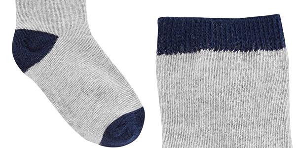 Pack x12 pares calcetines para niños Simple Joys chollo en Amazon