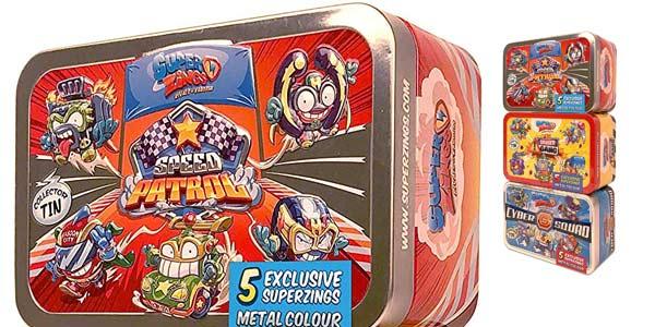 Pack x3 Latas Superzings chollo en Amazon