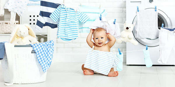 Pack x4 Detergente Líquido Norit Bebé Sin Alérgenos de 128 lavados chollo en Amazon