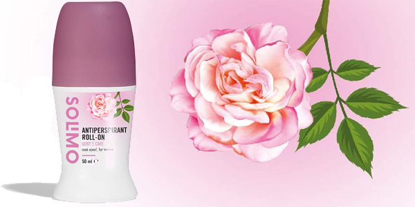 Pack x6 Roll-on Desodorante antitranspirante Amazon Solimo de 50 ml chollo en Amazon