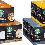 Pack de 72 cápsulas Starbucks By Nescafe Dolce Gusto barato