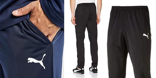 Chollo Pantalon Deportivo Puma Liga Training Pant Para Hombre Por Solo 15 99 47 De Descuento