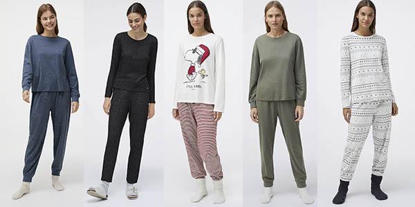 pijamas y ropa cómoda Oysho ofertas Black Friday 2020