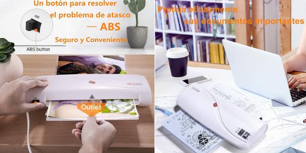Plastificadora Tacklife A4 A5 A7 MTL01 chollo en Amazon