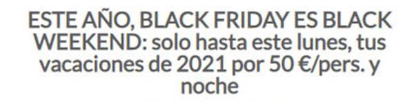 PortAventura World entradas con descuento en el Black Friday 2020