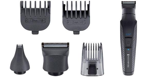 Recortador de barba y cortapelos inalámbrico Remington G2 Graphite PG2000 barato