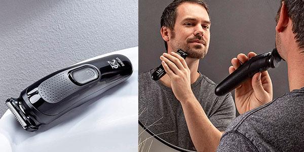Set Recortadora de barba y cortapelos King C. Gillette en oferta