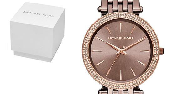 Reloj analógico Michael Kors MK3416 para mujer barato en Amazon