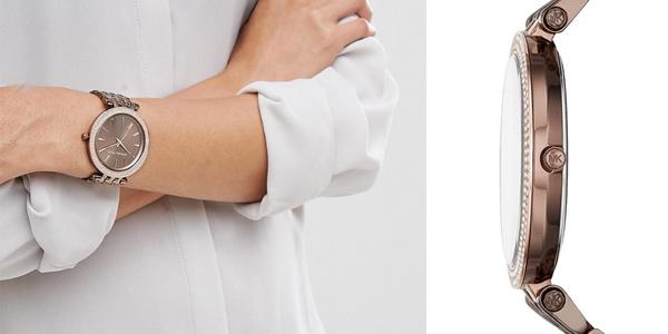 Reloj analógico Michael Kors MK3416 para mujer chollo en Amazon