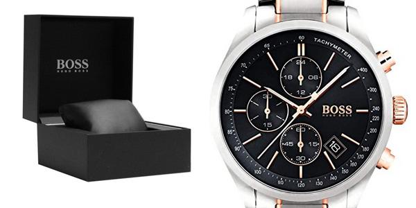 Reloj cronógrafo Hugo Boss Grand Prix 1513473 para hombre barato en Amazon
