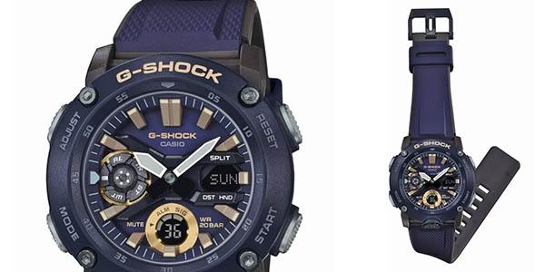 reloj de pulsera Casio GA200 2AER W900 chollo