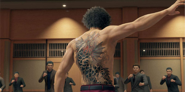 Reservar Yakuza Like a Dragon barato para PS5