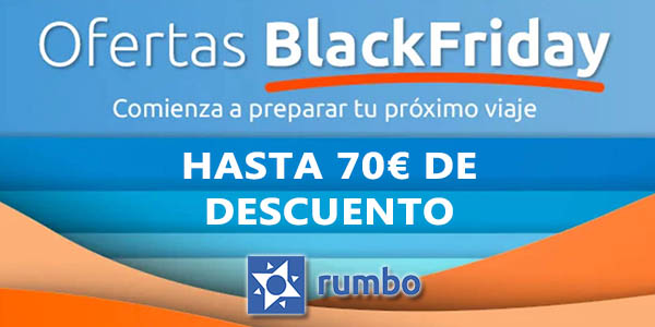Rumbo Black Friday 2020