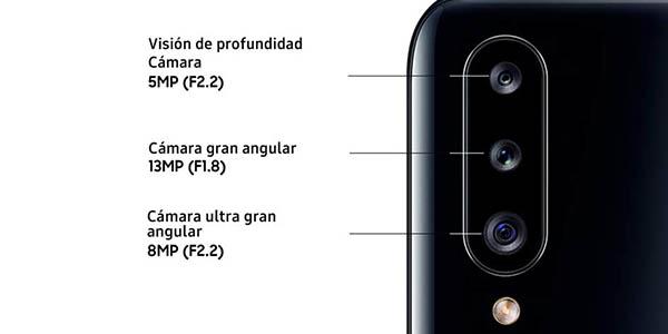 Samsung Galaxy A20s en Amazon