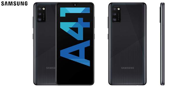 Smartphone Samsung Galaxy A41 de 4 GB de RAM y 64 GB de ROM barato en Amazon