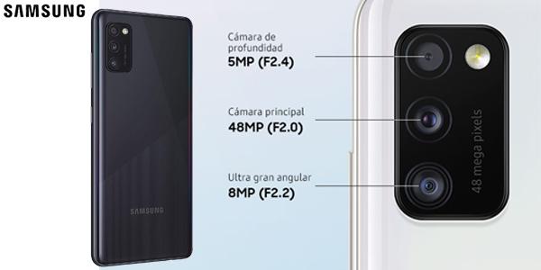 Smartphone Samsung Galaxy A41 de 4 GB de RAM y 64 GB de ROM chollo en Amazon