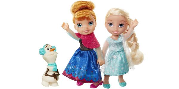 Figura Disney Frozen de Elsa + Olaf o Anna + Olaf chollo en Amazon
