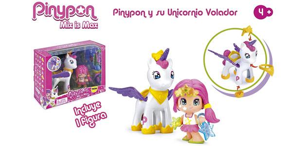 Comprar Pinypon Estrella y Unicornio Volador barato en Amazon