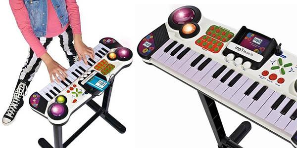 Simba My Music World teclado infantil oferta