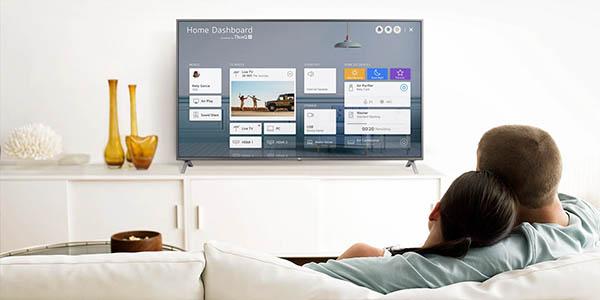 Smart TV LG UN85006LA UHD 4K HDR IA barata