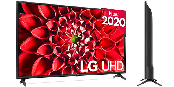 "Smart TV LG 65UN7100ALEXA UHD 4K HDR IA de 65"" en Amazon"