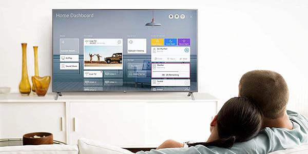 Smart TV LG UN7100ALEXA UHD 4K HDR IA barato