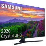 "Smart TV Samsung UE55TU8505 UHD 4K HDR de 55"" barata en El Corte Inglés"