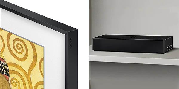 Smart TV Samsung 55LS03T The Frame QLED 4K 2020 con modo cuadro