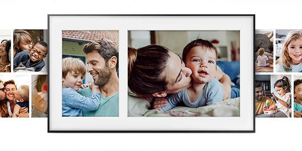 Smart TV Samsung 55LS03T The Frame QLED 4K 2020 en Amazon