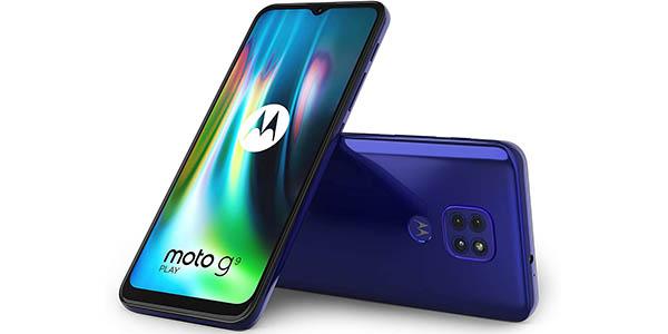 "Motorola Moto G9 Play de 6,5"""