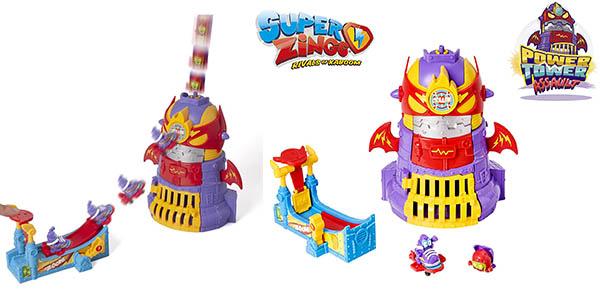 SuperZings Power Tower Assault Adventure chollo