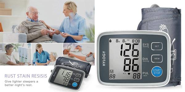 Tensiómetro digital de Brazo Hylogy MD-H8 barato en Amazon