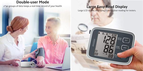 Tensiómetro digital de Brazo Hylogy MD-H8 oferta en Amazon