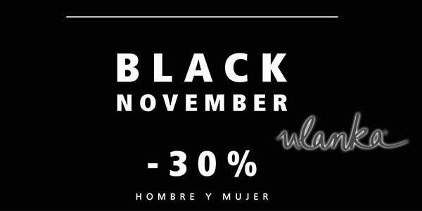 Ulanka Black November