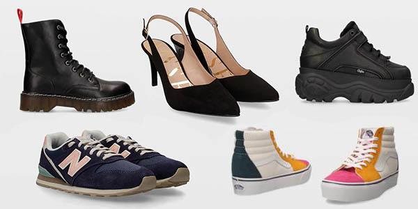 Ulanka calzado rebajado en el Black November