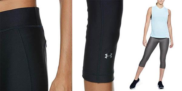 Under Armour UA Heatgear leggins elásticos baratos
