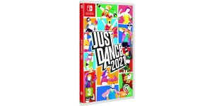 Videojuego Just Dance 2021 para Nintendo Switch barato en Amazon