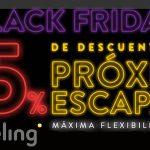 Vueling promoción Black Friday 2020
