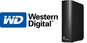 Disco duro portátil WD Elements Desktop de 10 TB