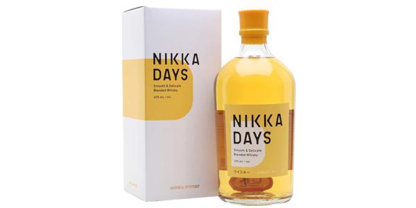 Whisky Japonés Nikka Days de 700 ml barato en Amazon