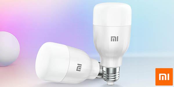 Bombilla WiFi Xiaomi Mi LED Smart Bulb Essential