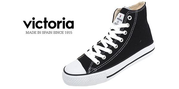 Zapatillas altas Victoria Botin Basket chollo en Amazon